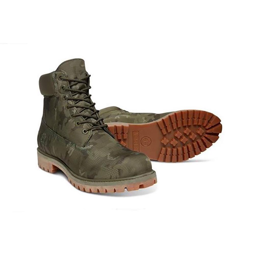 Timberland 6 Inch Fabric Boot Waterproof Camouflage A1U9IA58
