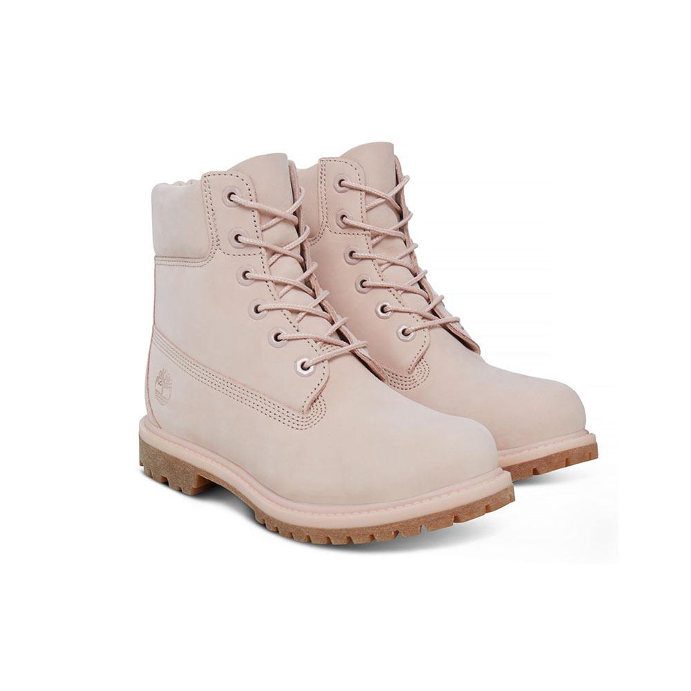 Timberland 6 Inch Premium Boot Nubuck 0A1K3Z662 Light Pink