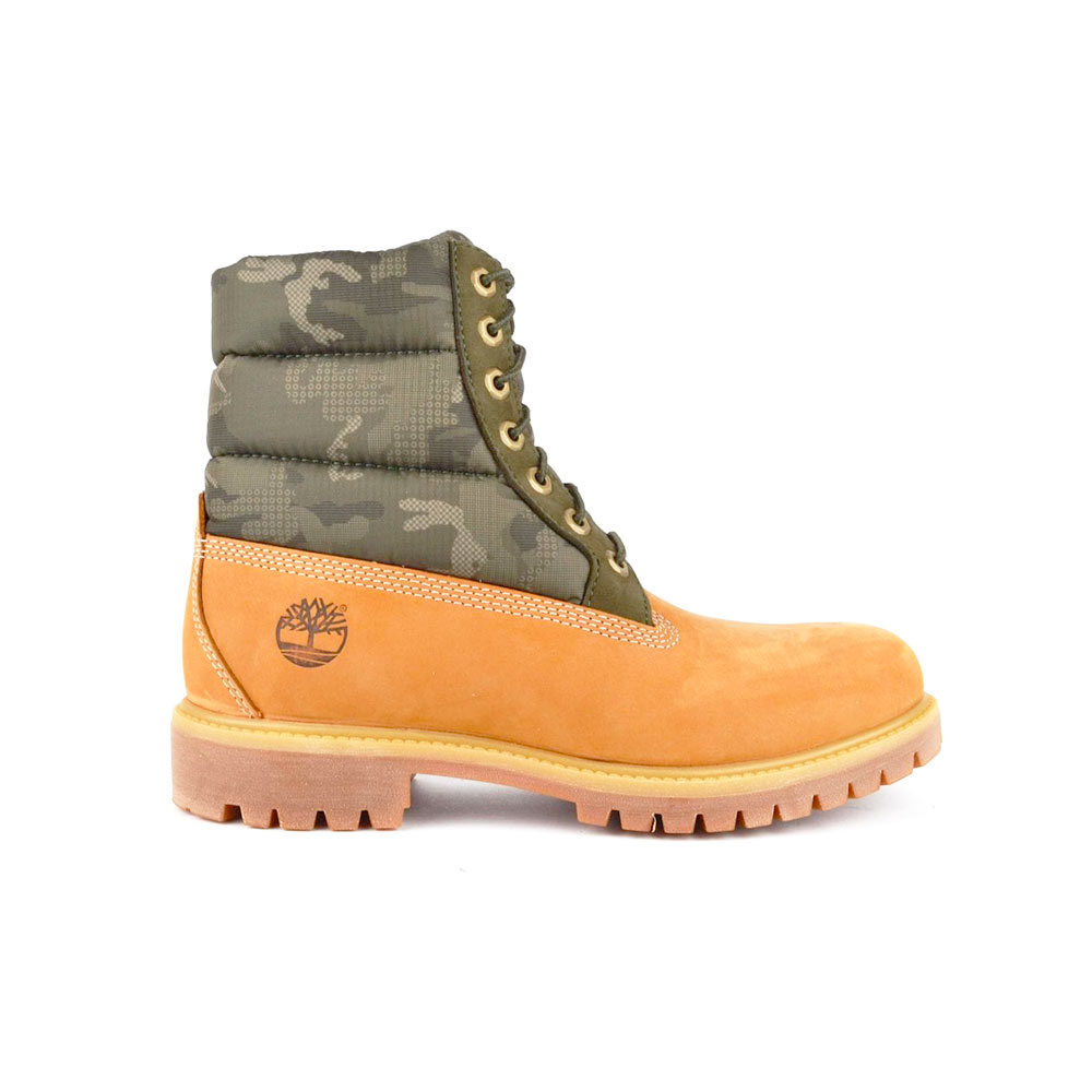 36be234c Timberland 6 Inch Premium Puffe Wheat Boot A1ZRH Men's Collection 2019