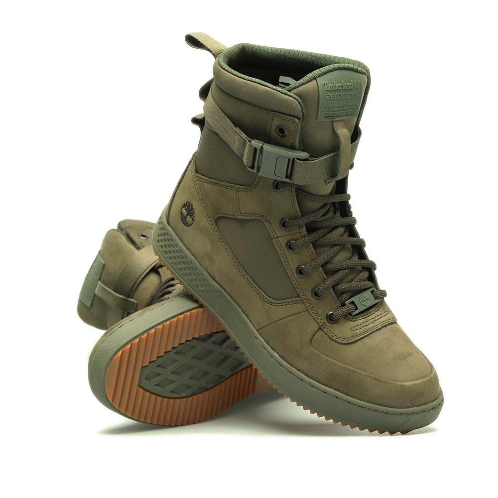 Timberland CITYROAM CUPSOLE FL CHUKKA Timberland sneakers boots men A1S8H W Wise black [726 Shinnyu load] [188]
