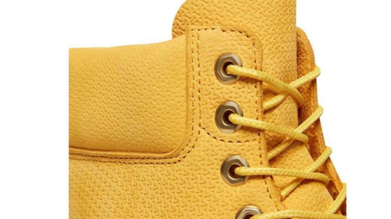 Timberland Premium 6 Inch Waterproof Boot Medium Yellow Nubuck A1QXSP21