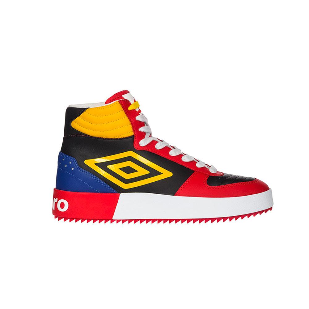 outlet 9ae7e f3f25 Umbro Sneakers Basket Uomo U181905MU M Multicolor