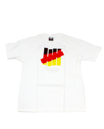 Undefeated World Cup 2010 Germany T-Shirt White Limited Edition