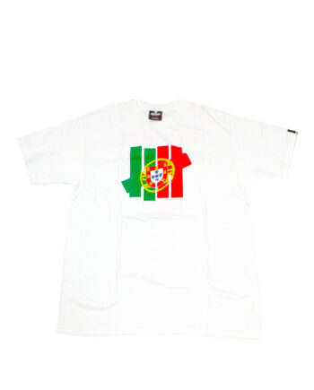 Undefeated World Cup 2010 Portugal T-Shirt White Limited Edition