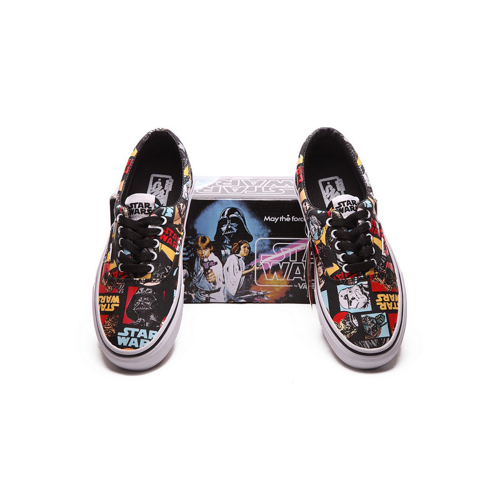 eaf19ad9f9abc9 Vans Star Wars Era Classic Repeat Skate Sneaker Limited Edition