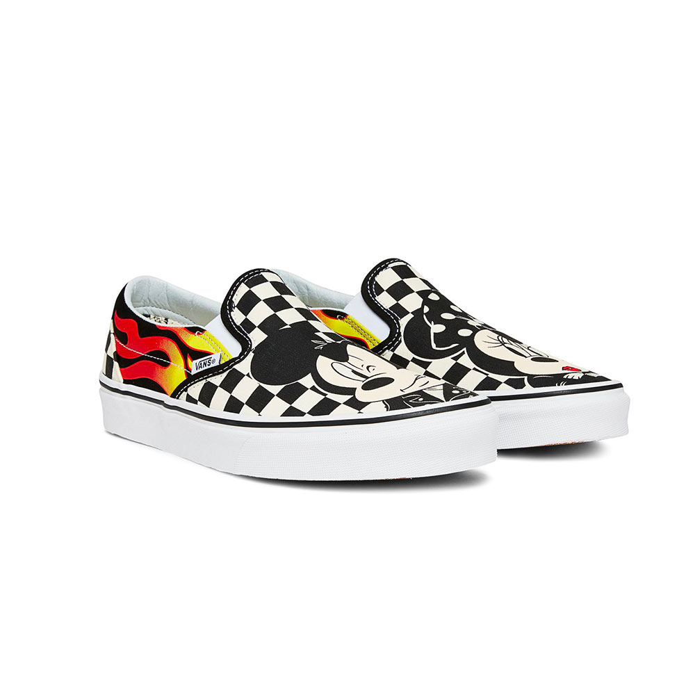 vans mickey mouse donna