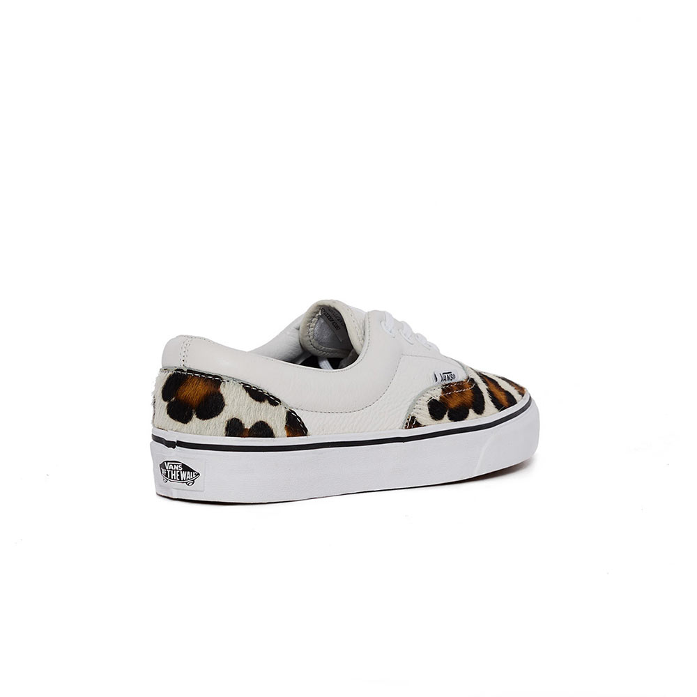 c7fdf8d76ce6af Vans Era Calf Hair Leopard True White Fall Winter 2019 VA38FRU8J