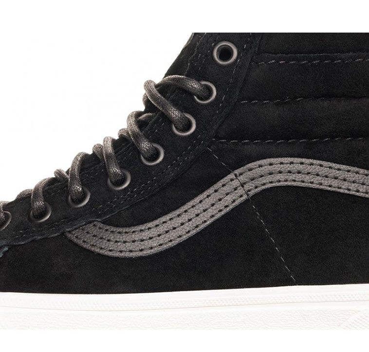 separation shoes f8728 a9359 Vans Sk8-Hi MTE Black/Black/Marshmallow