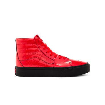 e8956f411086a4 Vans X David Bowie Sk8-Hi Sneakers Bowie VNOA38GEVJO1