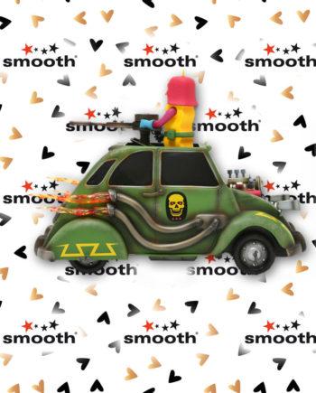 Amos Green Fuzz SU2CV with Frite Gunner Kommandant Will Sweeney