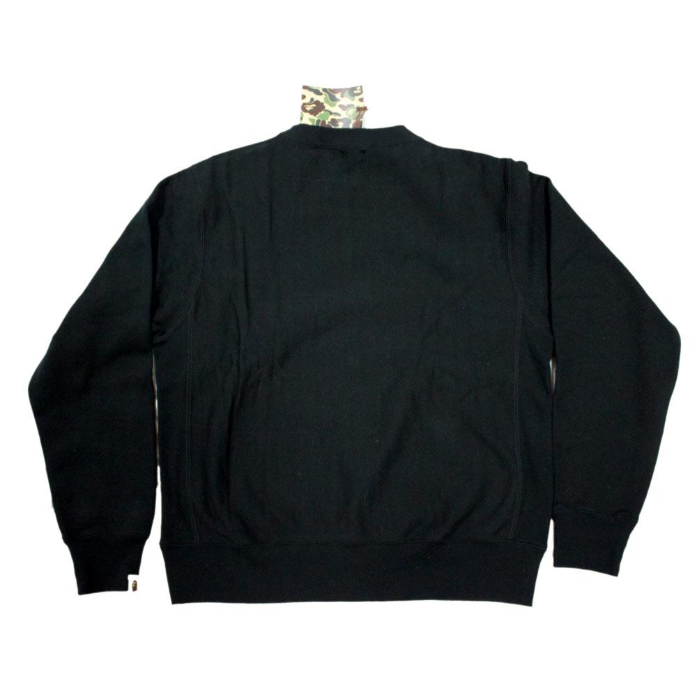 nuovo concetto c4f53 43a8b Bape Crossbones Ape head Sweater felpa A Bathing Ape