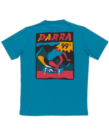 By Parra Indy Tuck Knee T-Shirt