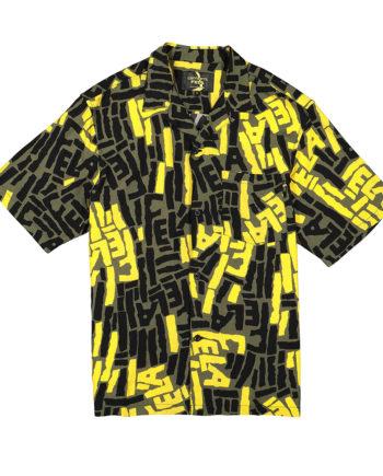 Carhartt WIP x Fela Kuti viscose shirt