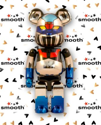 Medicom Toy Chogokin Mazinger Z 2015 - Bandai Bearbrick 200%