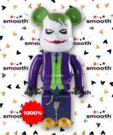 Medicom Toy Bearbrick 1000% The Joker The Dark Knight Version
