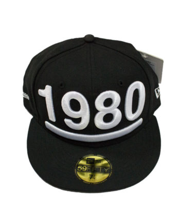 Stussy New Era Team 1980 59Fifty Ballcap cappello da baseball in lana