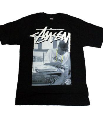 Stussy Stones Throw J Dilla t-shirt manica corta