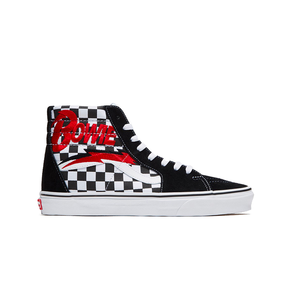 Vans X David Bowie SK8 Hi Sneakers Bowie LIMITED EDITION