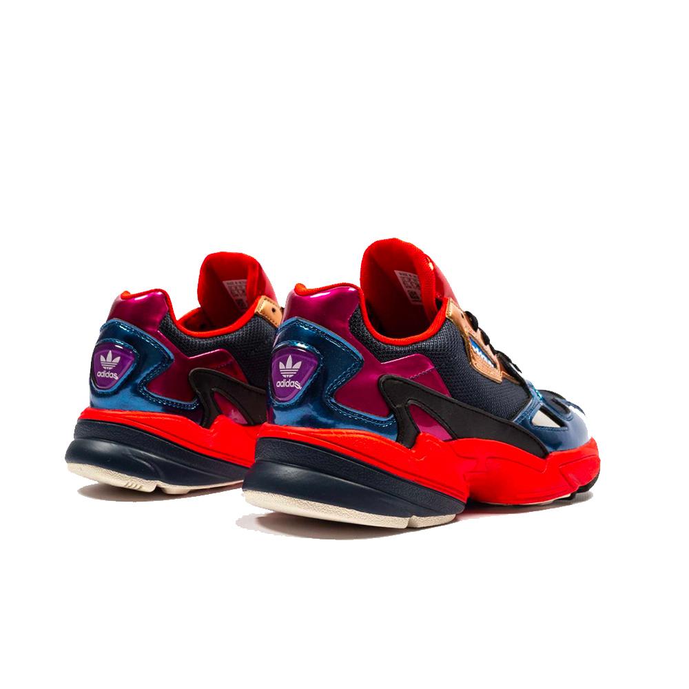 Sneakers | FALCON Multicolor Purp | Adidas Originals Donna