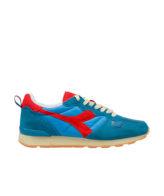 Diadora Sportswear Camaro Used Sneakers Blue Pearl Arbor