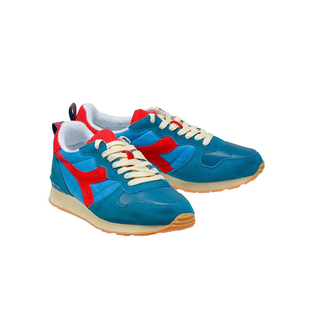 415fb35eb1 Diadora Sportswear Camaro Used Sneakers Blue Pearl Arbor