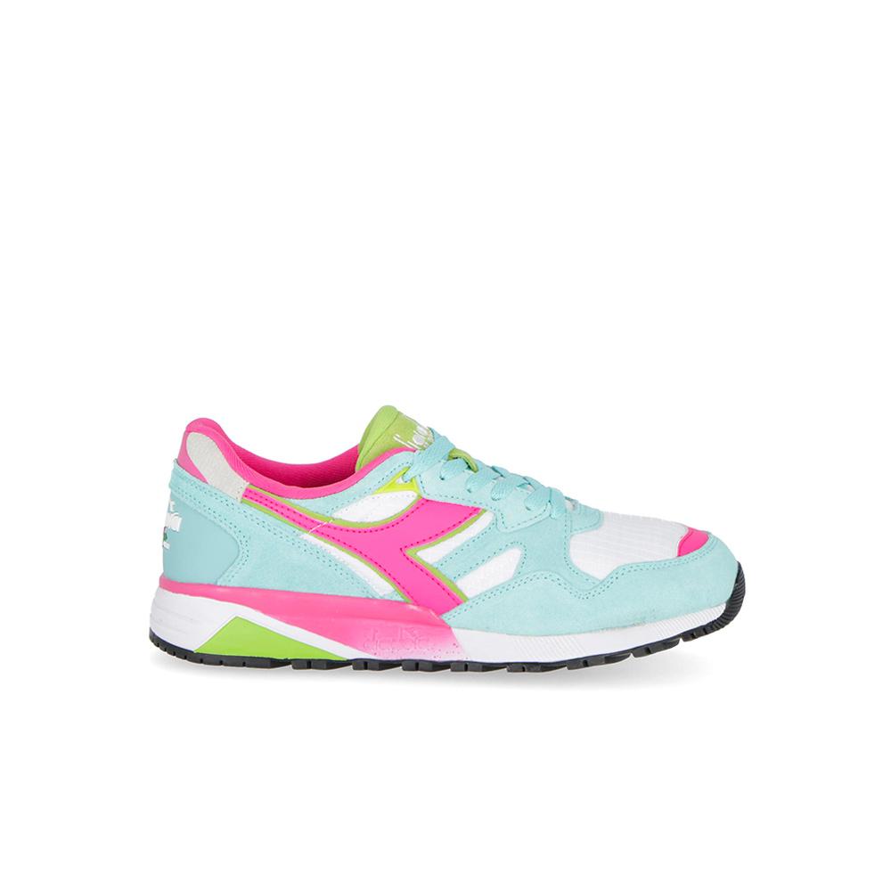 2d5236415e Diadora Sportswear N9002 Sneakers Aruba / Blue / White