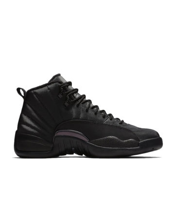 Nike Air Jordan 12 Retro Winter Sneakers Black / Anthracite