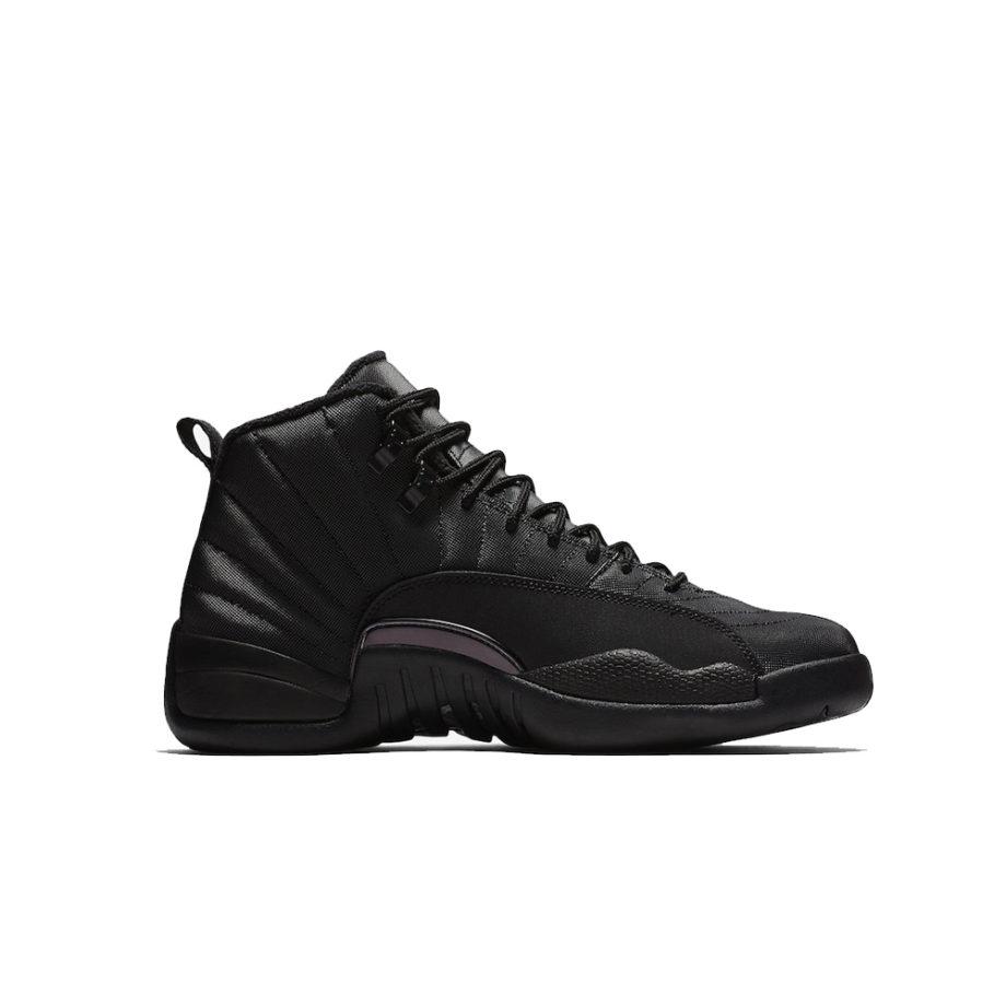 Nike Air Jordan 12 Retro Winter Sneakers Black / Anthracite
