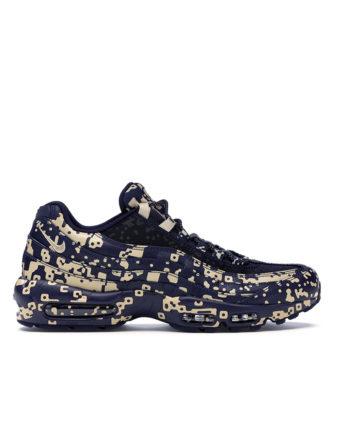 Nike Air Max 95 Cav Empt Sneakers Blackened Blue