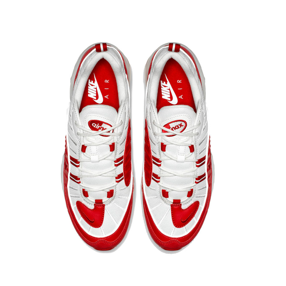 Nike Air Max 98 Sneakers University Red/Summit White/University Red