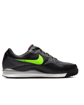 Nike Air Wildwood ACG Sneaker Black / Electric Green
