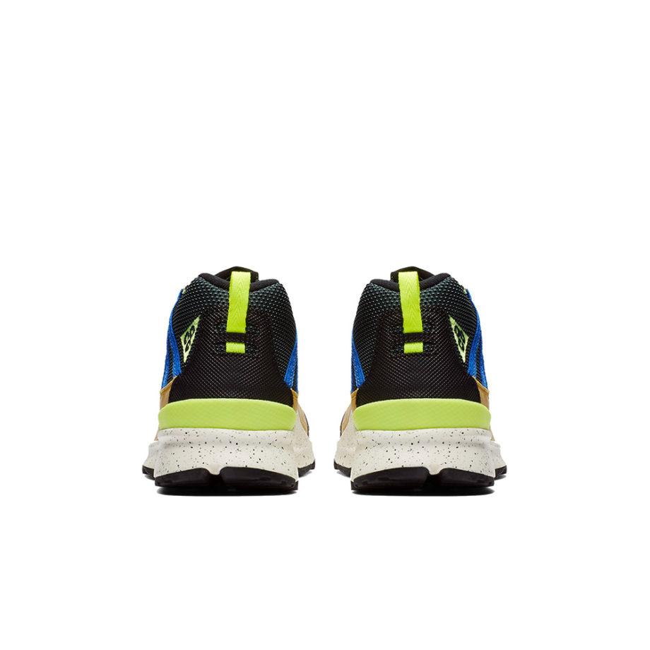 Nike Okwahn II Sneakers Dark Citron / Volt Glow