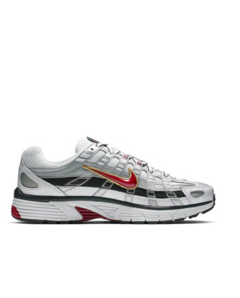 Nike P-6000 Woman Sneakers White / Varsity Red