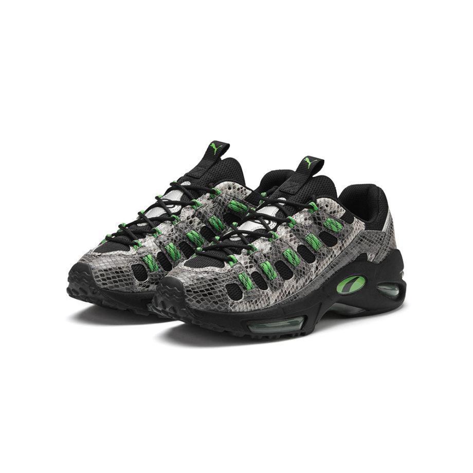 Puma Cell Endura Animal Kingdom Sneakers Black / Classic Green