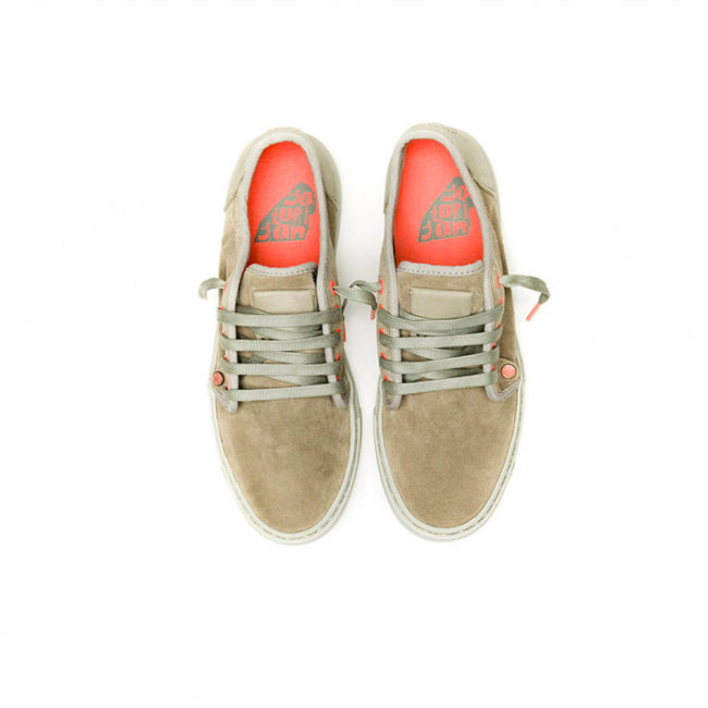 Satorisan Heisei Suede Gravel Shoes