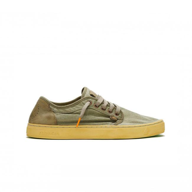 Satorisan Heisei Tie Dye Algue / J Ginger Shoes