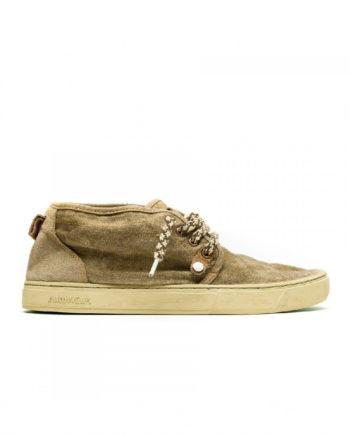 Satorisan Yasuragi Linen Earth Shoes