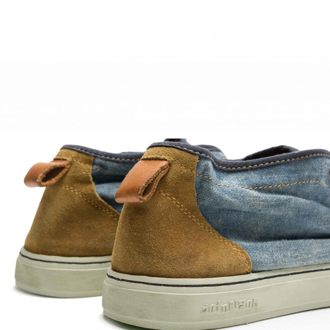 Satorisan Yasuragi Linen Jeans Shoes