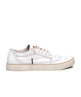 Satorisan Yukai Napa White Woman Shoes