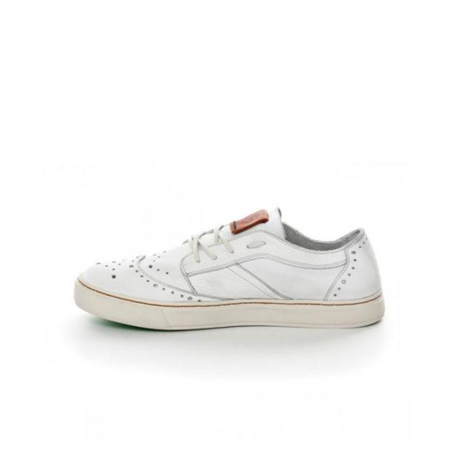 Satorisan Yukai Napa White Woman Shoes