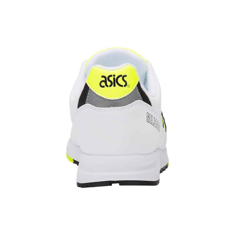 Asicstiger Gelsaga Man Sneakers Safety Yellow Black