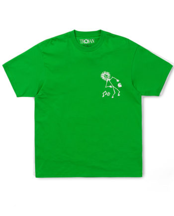 Carhartt WIP X Trojan King Of Sound T-Shirt Green