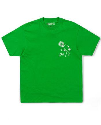 Carhartt WIP X Trojan King Of Sound T-Shirt Green