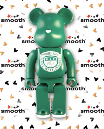 Medicom Toy House Of Pain Bearbrick 400% 2012