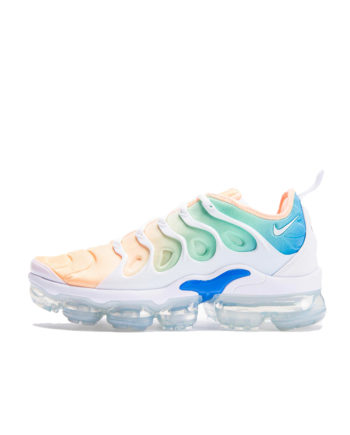 Nike W Air Vapormax Plus Woman Sneakers White Light Menta