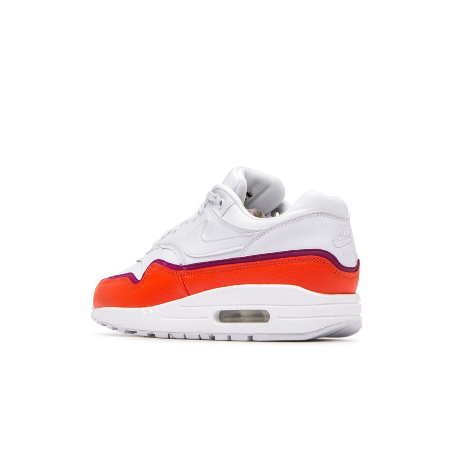 Nike Air Max 1 SE Woman Sneakers White Team Orange