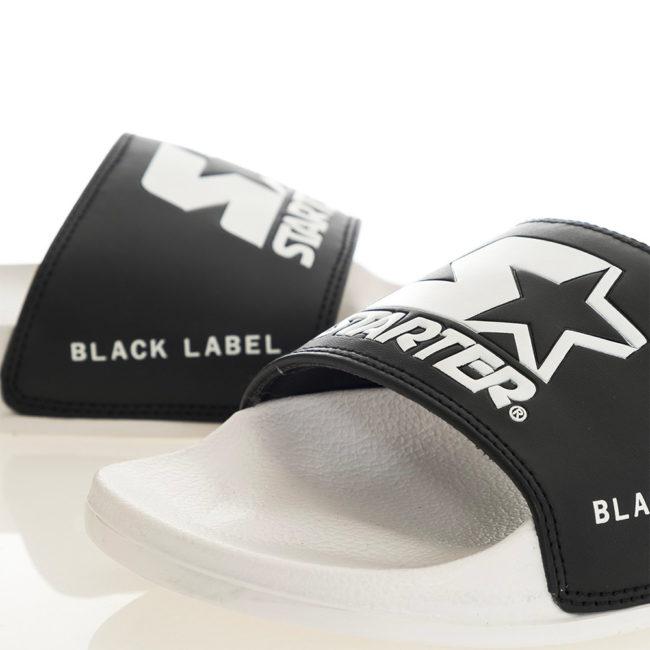 Starter Slipper / Ciabatta Black