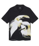 stussy-big-crane-shirt-black