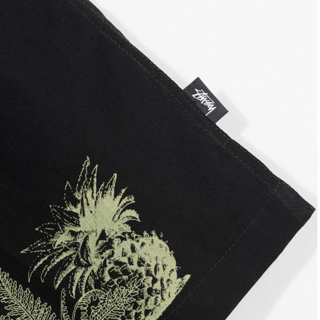 Stussy Palm Tree Shirt / Camicia Black