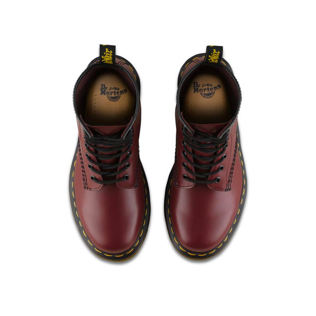 Dr. Martens 1460 Smooth Cherry Red